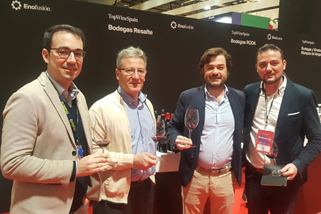 Resalte en TopWine Spain