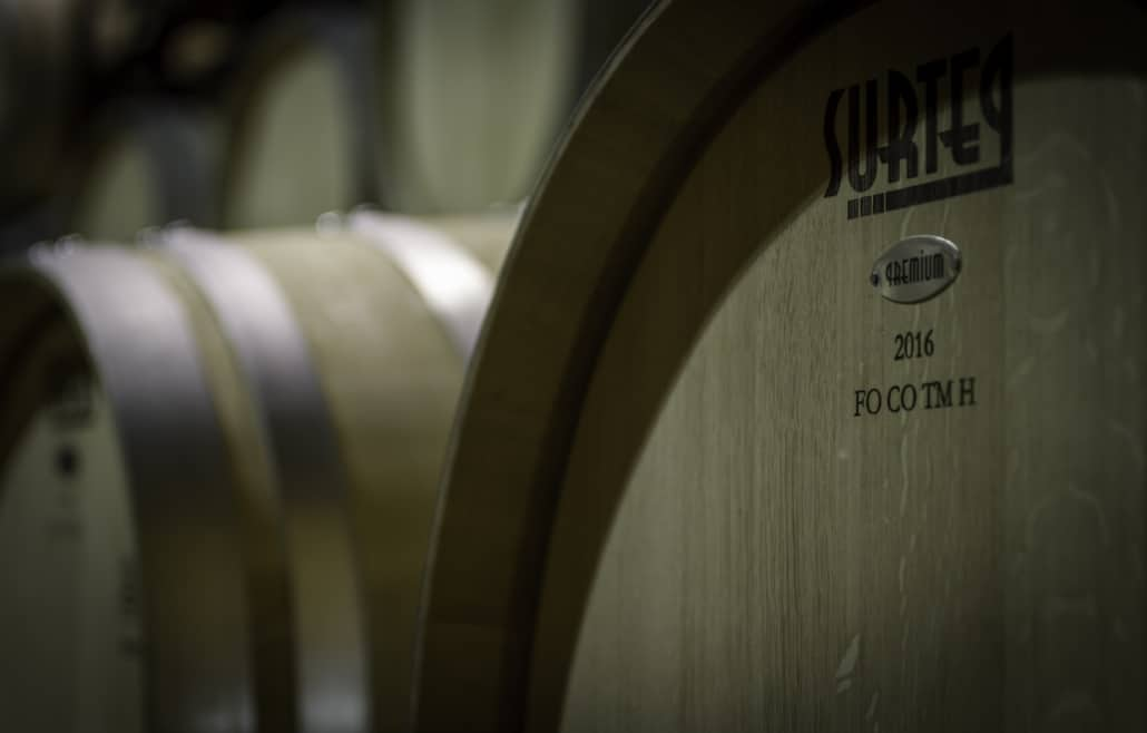 Diferentes tipos de vino